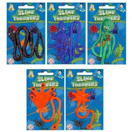 Sticky Slime Stretchy Throwers
