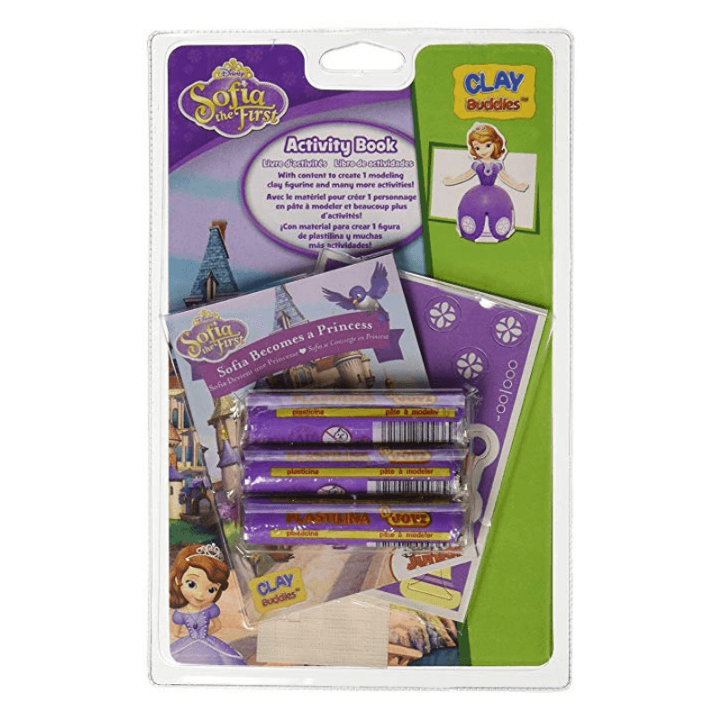SOFIA THE FIRST CLAY ACTIVITY PACK | Cheap Toys | PoundToy