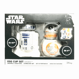 STAR WARS R2-D2 & BB-8 EGG CUP SET BY FUNKO | Cheap Toys | PoundToy