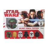 STAR WARS HELMET PENCIL TOPPERS - SURPRISE EGG | Cheap Toys | PoundToy