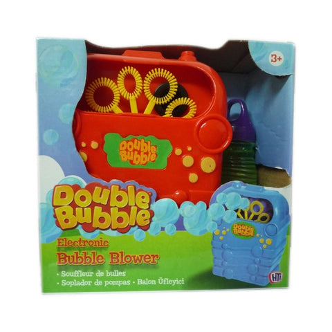 Swirling Bubble Cyclone Machine in box