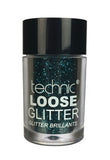 TECHNIC LOOSE GLITTER - SARASOTA SHORE inside
