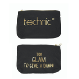 Technic Cosmetic Makeup Bag