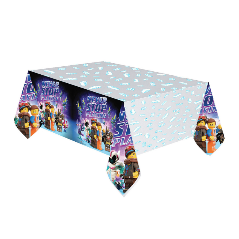 THE LEGO MOVIE PARTY TABLECOVER