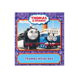 Thomas & Friends Thomas Helps Out Story Book