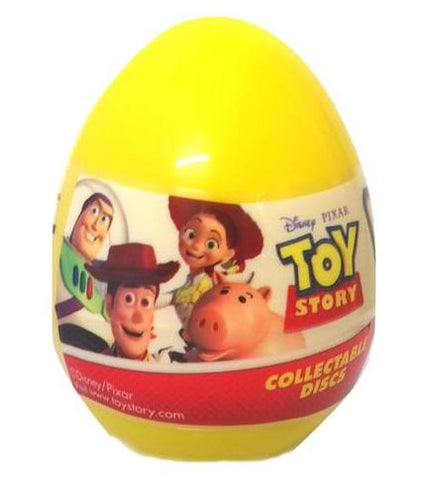 Toy Story Collectable Disks Surprise Eggs