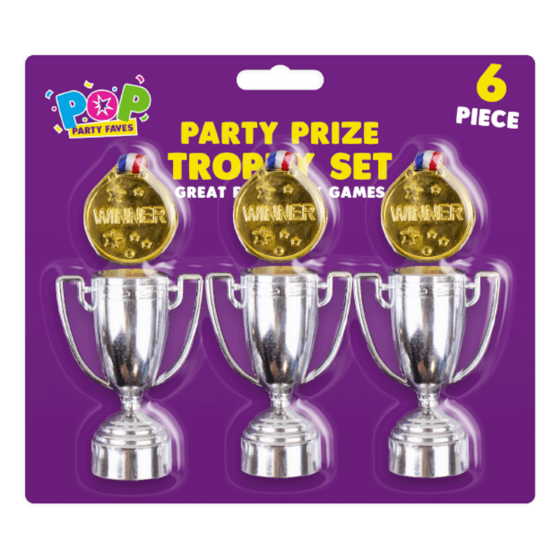 TROPHY & MEDAL SET | Cheap Toys | PoundToy