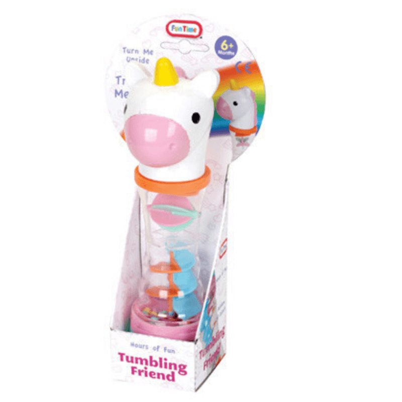 TUMBLING FRIEND UNICORN | Cheap Toys | PoundToy