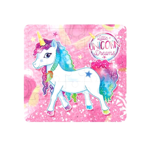 Unicorn Jigsaw Puzzle single