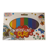 PLAY PROJECT MODELLING CLAY