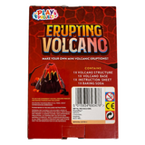 PLAY PROJECT ERUPTING VOLCANO