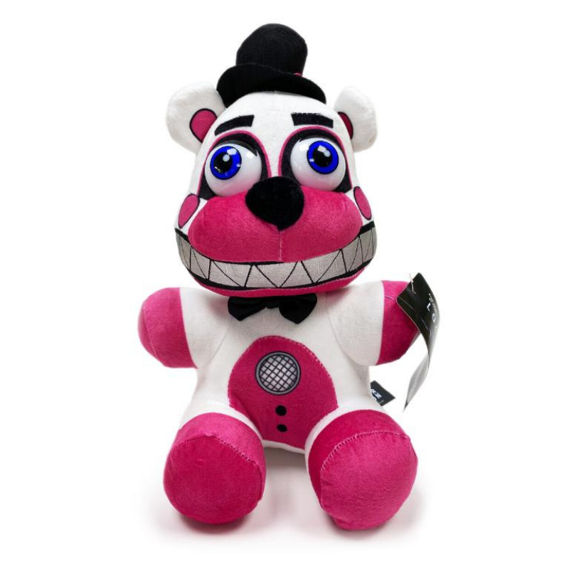 "FIVE NIGHTS AT FREDDY'S SISTER LOCATION FUNTIME FREDDY 12"" PLUSH TOY"