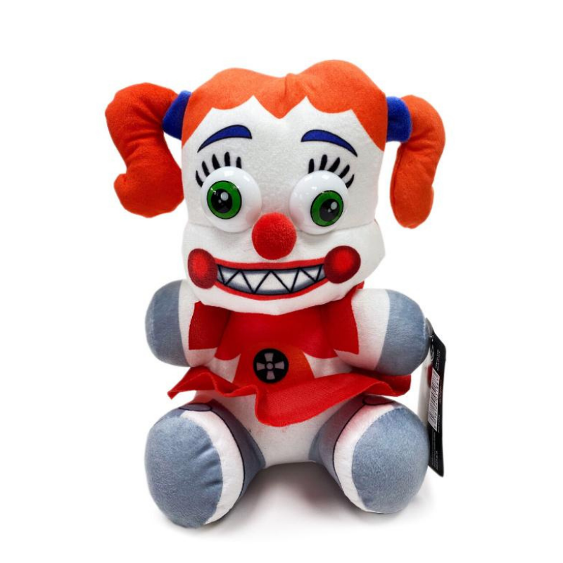 "FIVE NIGHTS AT FREDDY'S SISTER LOCATION CIRCUS BABY 10"" PLUSH TOY"