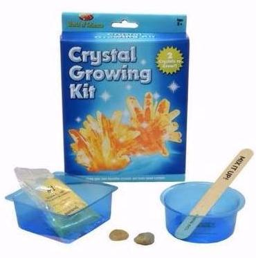 WORLD OF SCIENCE CRYSTAL GROWING KIT | Cheap Toys | PoundToy