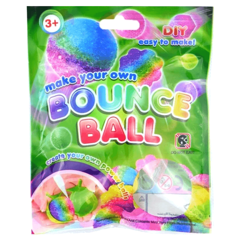 MAKE YOUR OWN BOUNCY BALL KIT | Cheap Toys | PoundToy