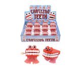 WIND UP CHATTERING TEETH | Cheap Toys | PoundToy