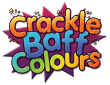 CRACKLE BAFF COLOURS SACHET | Cheap Toys | PoundToy