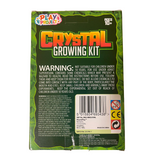 PLAY PROJECT CRYSTAL GROWING KIT - GREEN
