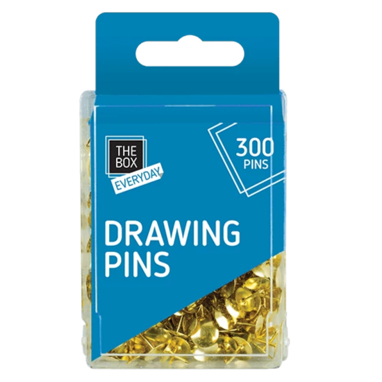 300 DRAWING PINS | Cheap Toys | PoundToy