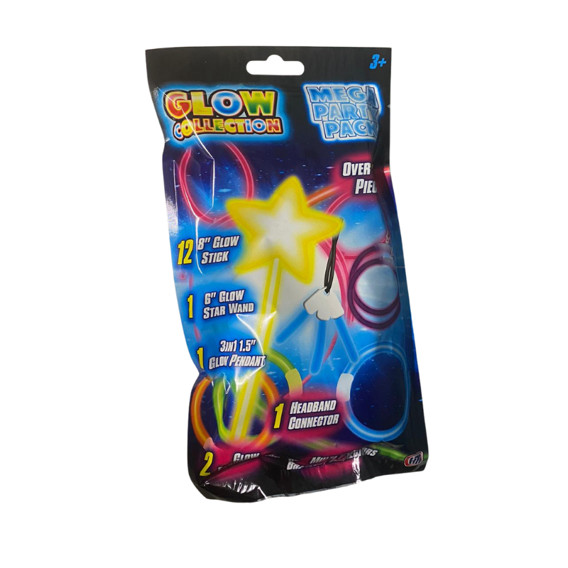 Glow Collection Mega Party pack