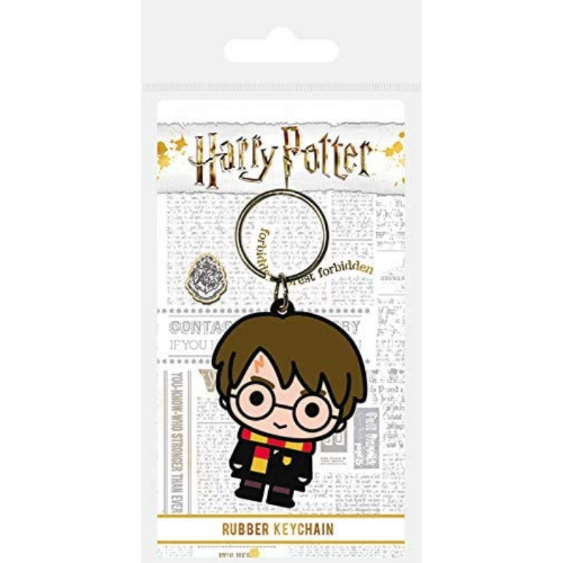 Harry Potter Keyring