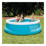 Family enjoy Intext 6ft Easy Set Pool