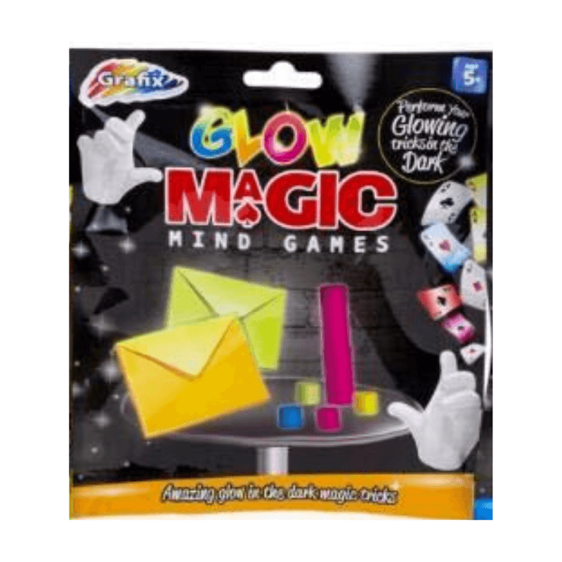 Glow Magic Tricks Mind Games