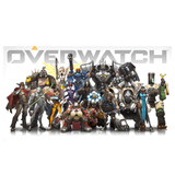 Overwatch Sticker Book