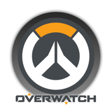 Overwatch Sticker Book Logo