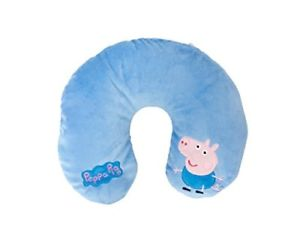 Peppa pig george Reversible Travel Pillow
