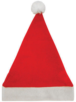 FANCY DRESS CHRISTMAS SANTA HAT ADULT SIZE | Cheap Toys | PoundToy