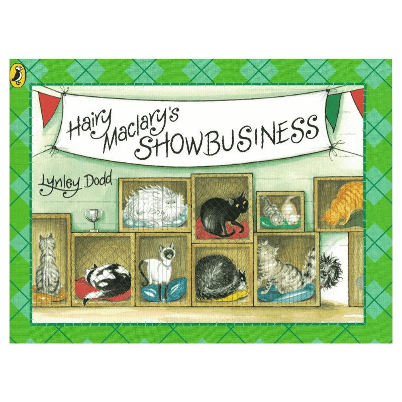HAIRY MACLARY'S SHOWBUSINESS BOOK