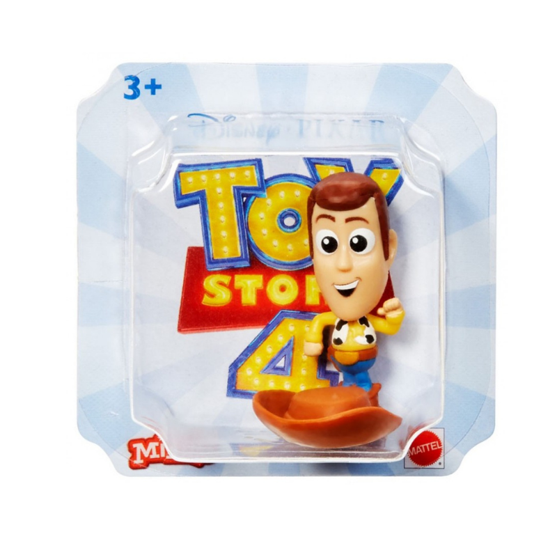 TOY STORY 4 MINIATURE CHARACTER COLLECTION