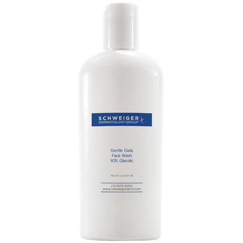 Gentle Daily Face Wash - 10% Glycolic Wash
