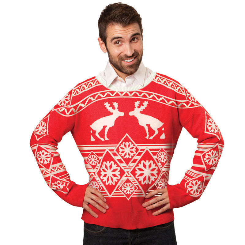 Ugly Christmas Sweaters!