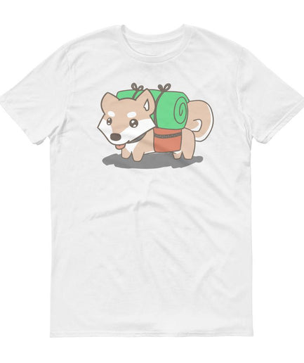 Adventure Dog Graphic T-Shirt