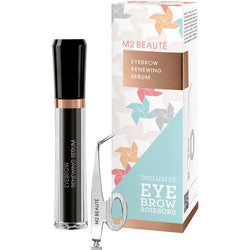 M2 Beauté Eyebrow Renewing Serum 5 ml + Gratis Eyebrow Scissors - DayDeals.ch