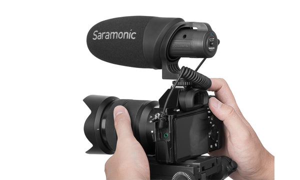 Saramonic CamMic Lightweight On-Camera Mic