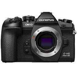 Olympus OM-D E-M1 Mark III Body - front view