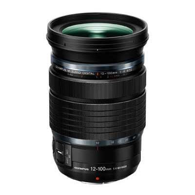 12-100mm PRO Lens - side view