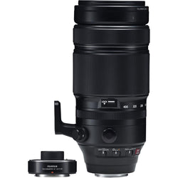 FUJIFILM XF 100-400MM R LM OIS WR LENS WITH 1.4X TELECONVERTER
