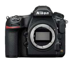 Nikon D850 Camera - Body Only - front