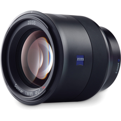 Zeiss 85mm f/1.8 Batis Lens - Sony E Mount
