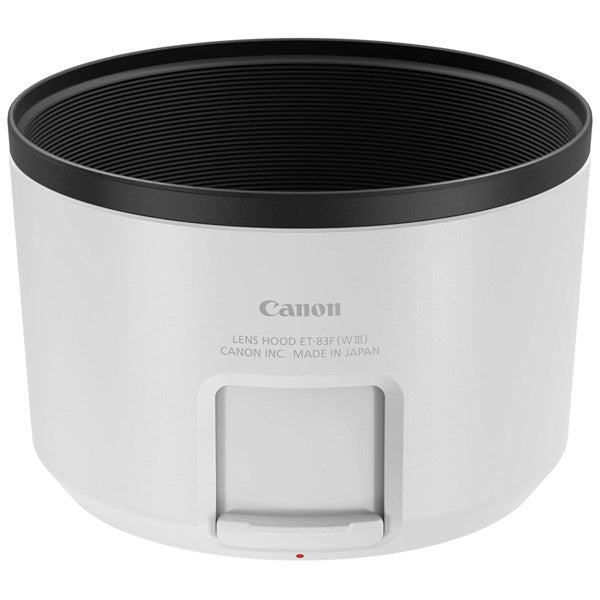 CANON RF 100-500MM F/4.5-7.1 L IS USM LENS - lens hood