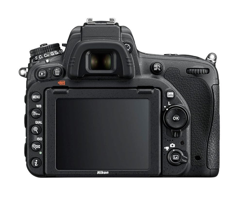 Nikon D750 Camera - Body Only - Back