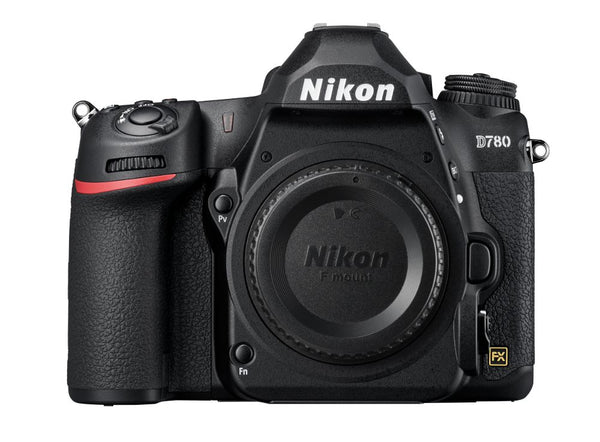 Nikon D780 Camera - Body Only - front