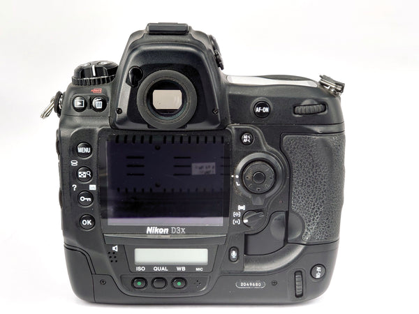 Used Nikon D3 Digital SLR Body