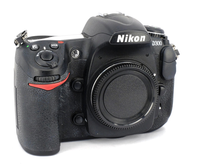 Used Nikon D300 DSLR Body