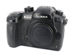 Used Panasonic Lumix DMC-GH5 Digital Camera Body