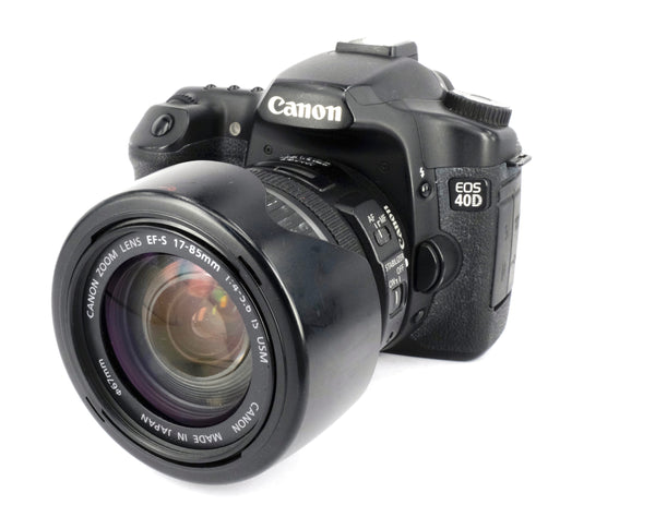 Used Canon EOS 40D Digital SLR Camera & 17-85mm lens
